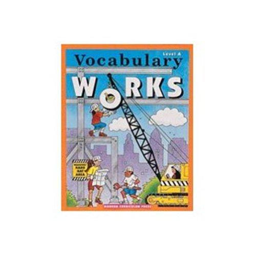 9780813617138: VOCABULARY WORKS LEVEL F, 1995 COPYRIGHT