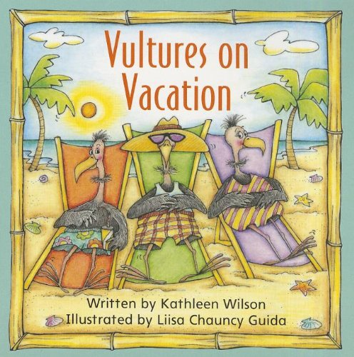 9780813619385: READY READERS, STAGE 1, BOOK 5, VULTURES ON VACATION, SINGLE COPY (Celebration Press Ready Readers)