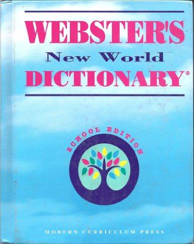 Websters New World Dictionary School: Goldman Jonathan L