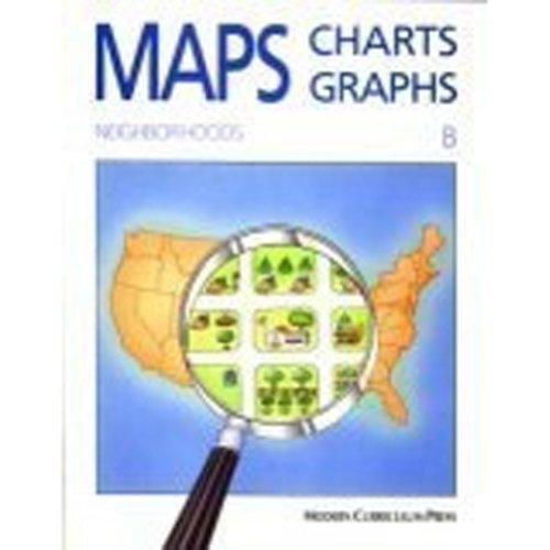 9780813621333: Maps,Charts, Graphs: Neighborhoods, Level B