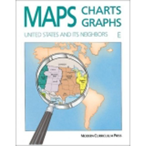 9780813621364: Maps, Charts, Graphs Gr 5 Student Edition