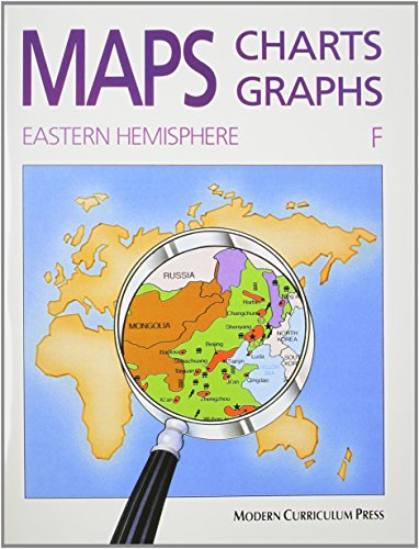 9780813621371: Maps, Charts, Graphs level F Student Edition