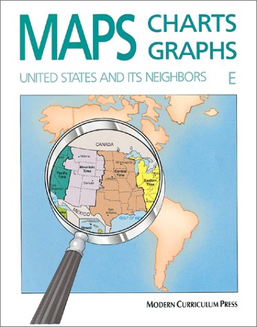 9780813621449: Maps, Charts, Graphs Gr 5 Teachers Edition with Transmasters