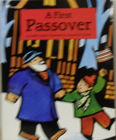 9780813623054: A First Passover (Multicultural Celebrations)