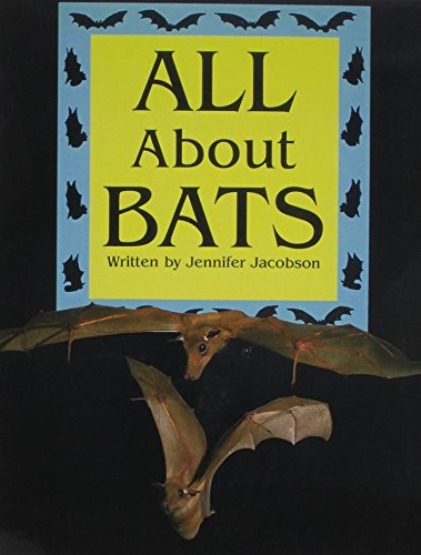 9780813623771: READY READERS, STAGE 5, BOOK 2, ALL ABOUT BATS, SINGLE COPY