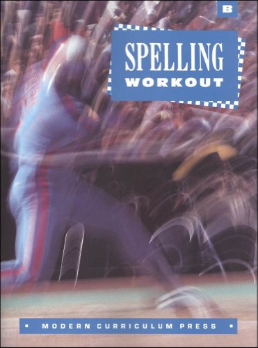 9780813628165: Spelling Workout, Level B, Revised, 1994, Copyright