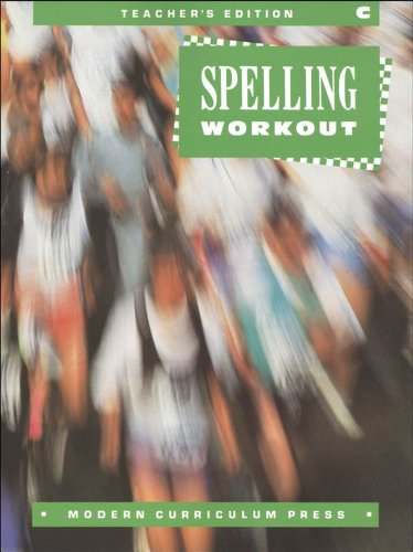 9780813628172: Spelling Workout: Level C