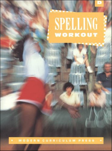 9780813628189: Spelling Workout, Level D (Student Edition)