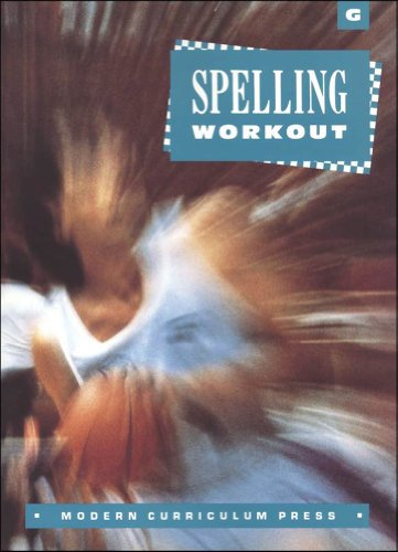 9780813628219: Spelling Workout, G