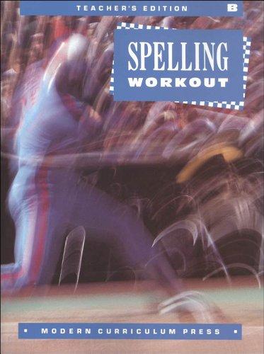 9780813628417: Spelling Workout Grade 2 (Teachers Edition)
