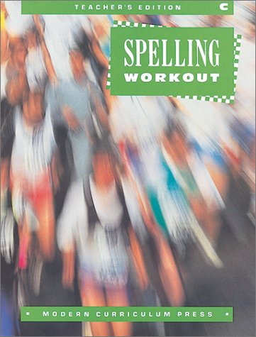 9780813628424: Spelling Workout Level C