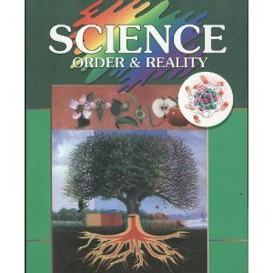 9780813631042: Science, Order and Reality: Level C
