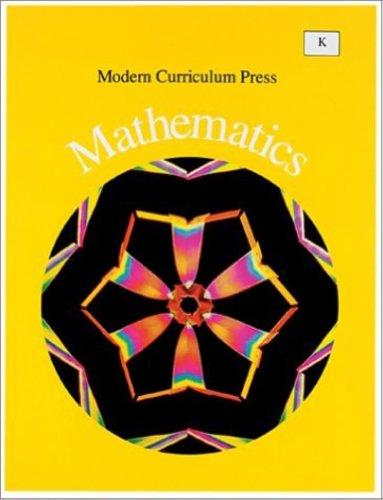 9780813631080: MCP Mathematics Level K, 1994 Copyright