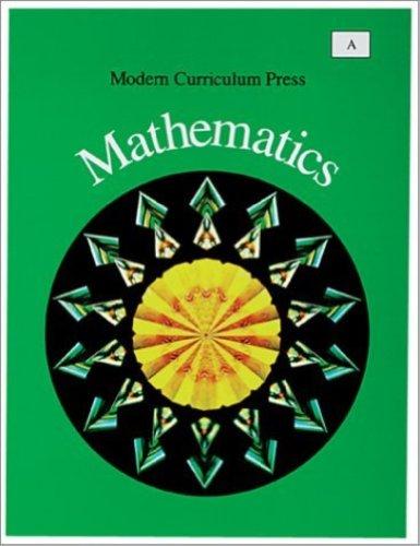 9780813631097: MCP Mathematics Level A (Grade 1)