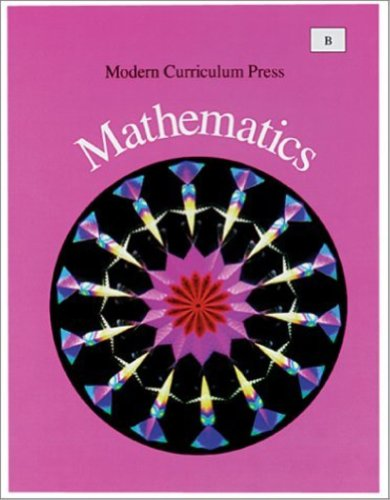 9780813631103: Modern Curriculum Press Mathematics Level B