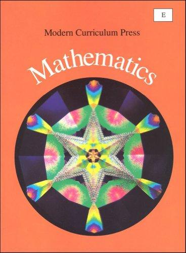 9780813631134: MCP Mathematics Level E (Grade 5 Student Edition)