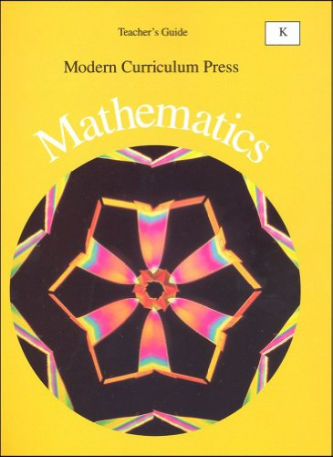 9780813631158: Modern Curriculum Press Mathematics, Level K (MCP Mathematics)