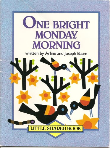 9780813633930: One Bright Monday Morning