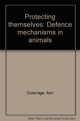 9780813636160: Protecting themselves: Defence mechanisms in animals