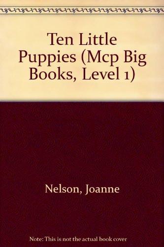 9780813637679: Ten Little Puppies (McP Big Books, Level 1)