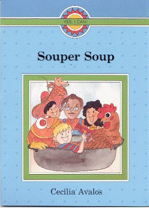 9780813644059: Souper Soup (Yes, I Can!)
