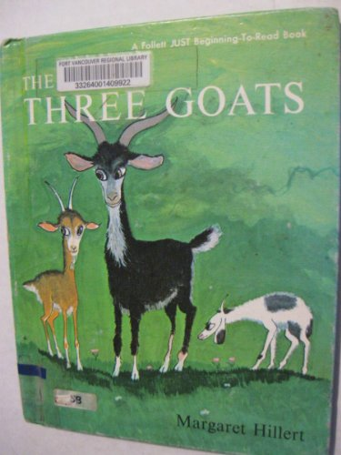 9780813650548: Three Goats (Modern Curriculum Press Beginning to Read Series)
