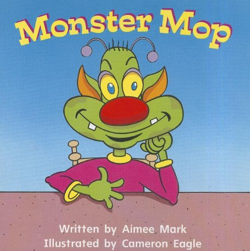 9780813652191: Monster Mop (Ready Readers, Stage Zero, Book 1)