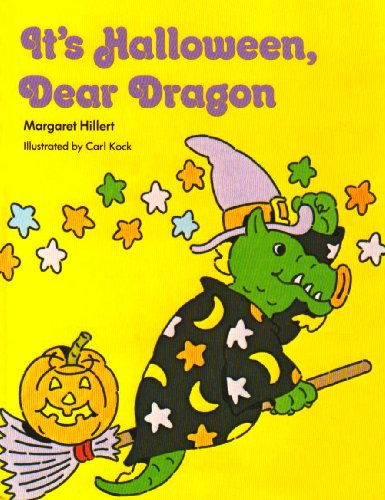 9780813655246: ITS HALLOWEEN DEAR DRAGON, SOFTCOVER, BEGINNING TO READ (Modern Curriculum Press Beginning to Read)
