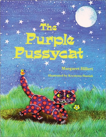 9780813655727: THE PURPLE PUSSYCAT, SOFTCOVER, BEGINNING TO READ (Modern Curriculum Press Beginning to Read)
