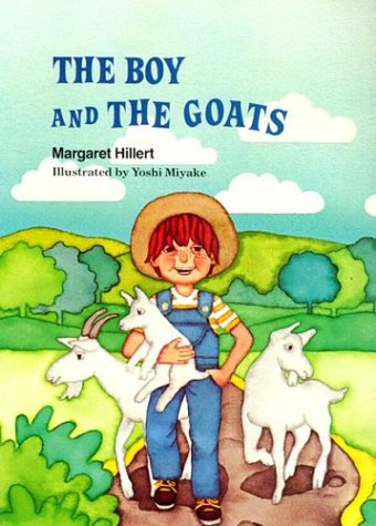 THE BOY AND THE GOATS, SOFTCOVER, BEGINNING TO READ (Modern Curriculum Press Beginning to Read): ...