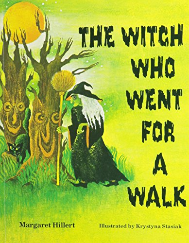 9780813656052: THE WITCH WHO WENT FOR A WALK, SOFTCOVER, BEGINNING TO READ (Modern Curriculum Press Beginning to Read Series)