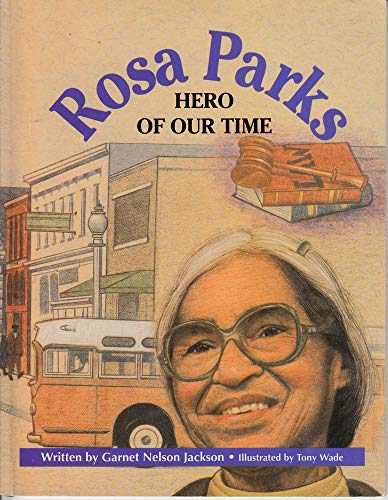 9780813657059: Rosa Parks-Hero of Our Time (Beginning Biographies-African Americans)