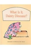 WHAT IS IT DAINTY DINOSAUR, SOFTCOVER, BEGINNING TO READ (BEGINNING-TO-READ BOOKS): Education, ...