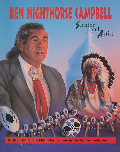 9780813657639: BEN NIGHTHORSE CAMPBELL, SINGLE COPY, SOFTCOVER, BEGINNING BIOGRAPHIES