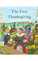 9780813659640: THE FIRST THANKSGIVING, SOFTCOVER, BEGINNING TO READ (BEGINNING-TO-READ BOOKS)