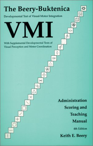9780813687162: VMI Manual (VMI Series: The Beery-Buktenica Developmental Test Fourth Edition...