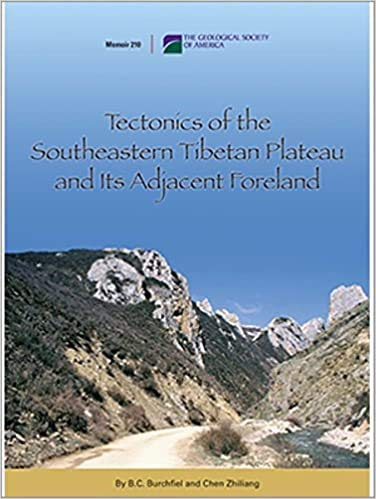 9780813712109: Tectonics of the Southeastern Tibetan Plateau and It's Adjacent Foreland (Memoirs (Geological Society of America))