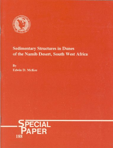 Sedimentary Structures in Dunes of the Namib: McKee, Edwin D.