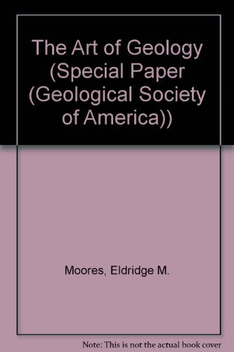 9780813722252: The Art of Geology (Geological Society of America)