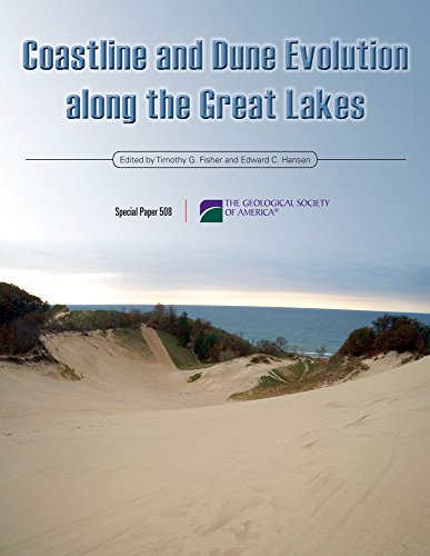 9780813725086: Coastline and Dune Evolution along the Great Lakes