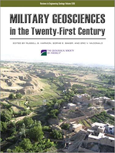 9780813741222: Military Geosciences In the Twenty-First Century (Reviews In Engineering Geology)