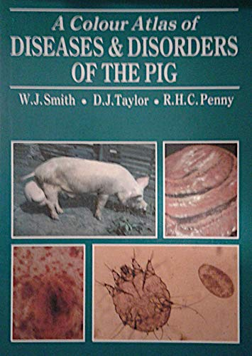 9780813800691: Color Atlas of Diseases and Disorders of the Pig