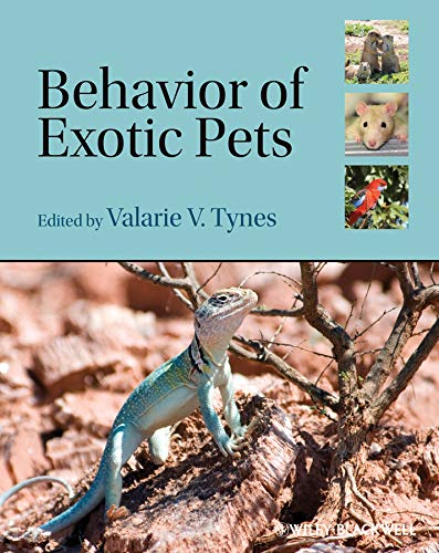 9780813800783: Behavior of Exotic Pets