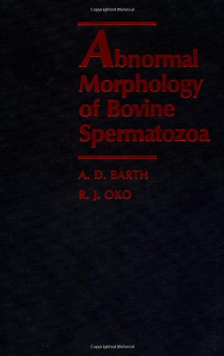 9780813801124: Abnormal Morphology of Bovine Spermatozoa