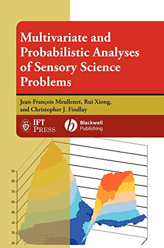 9780813801780: Multivariate and Probabilistic Analyses of Sensory Science Problems