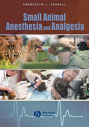 9780813802305: Small Animal Anesthesia and Analgesia