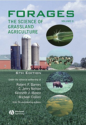 9780813802329: Forages, Volume 2: The Science of Grassland Agriculture (Volume II)