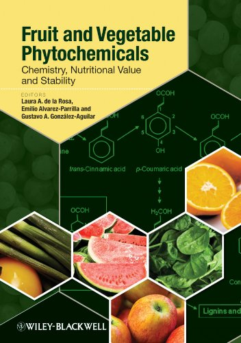 9780813803203: Fruit and Vegetable Phytochemicals: Chemistry, Nutritional Value and Stability