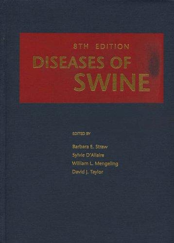 9780813803388: Diseases of Swine