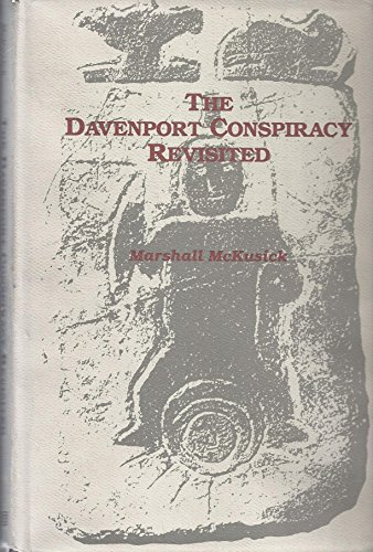 9780813803449: The Davenport Conspiracy Revisited